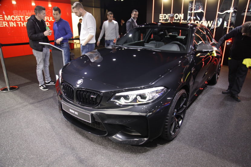 BMW M2 Coupe Edition Black Shadow 01 830x553