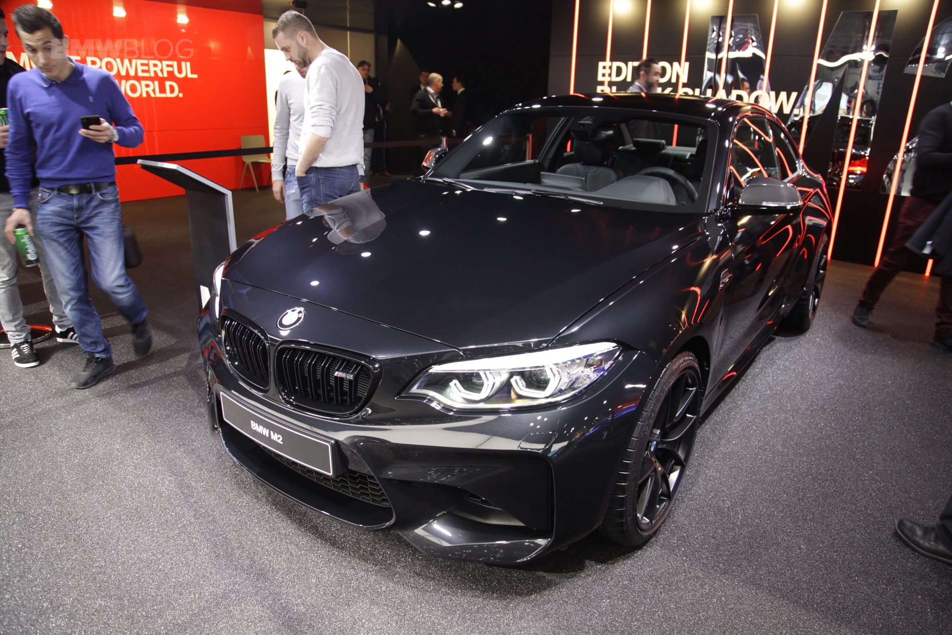 BMW M2 Coupe Edition Black Shadow 02