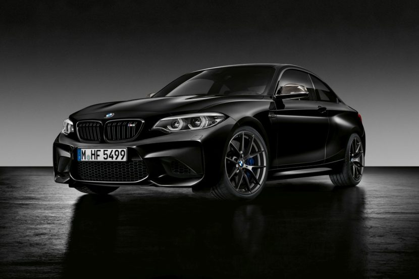 BMW M2 Coupe Edition Black Shadow 2 830x553