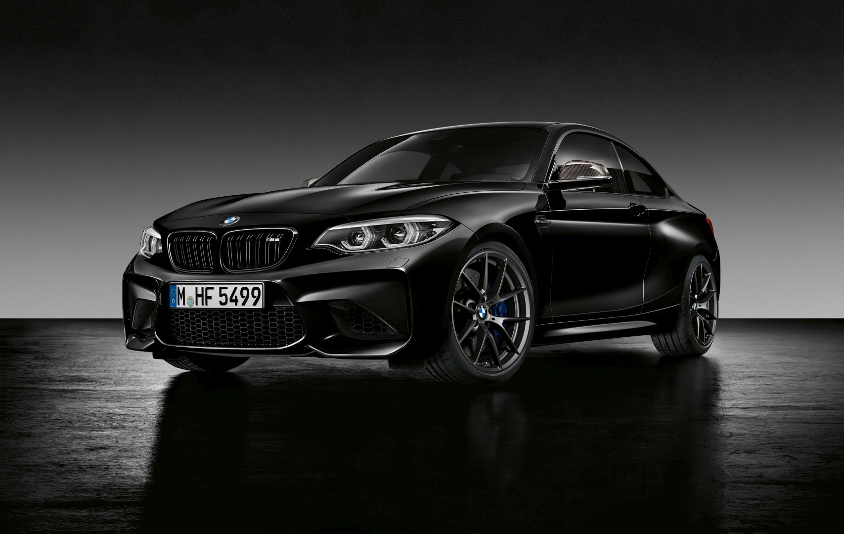 BMW M2 Coupe Edition Black Shadow 2