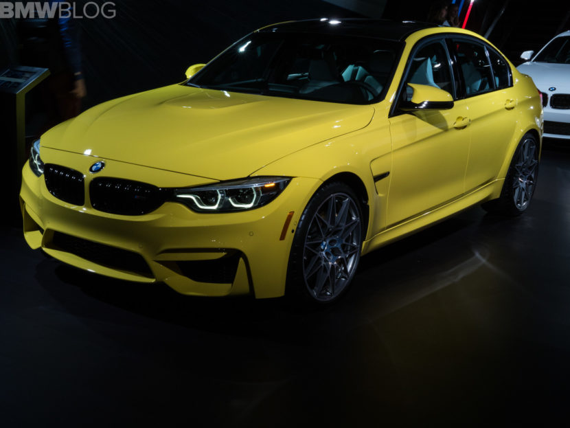BMW M3 Dakar Yellow 6 830x623