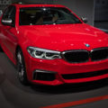 BMW M550i Ferrari Red 1 120x120