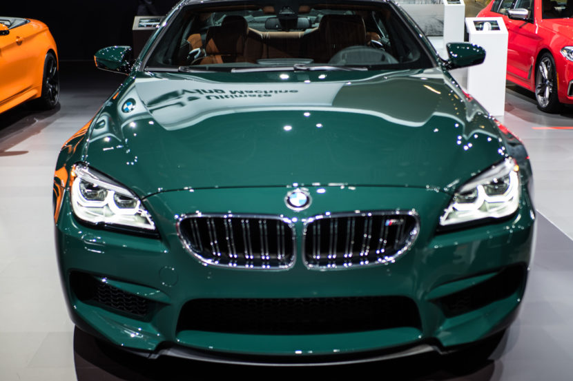 BMW M6 Gran Coupe British Racing Green 3 830x553