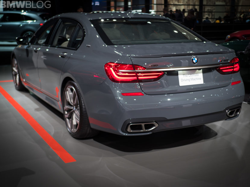 BMW M760Li Nardo Grey 5 830x623