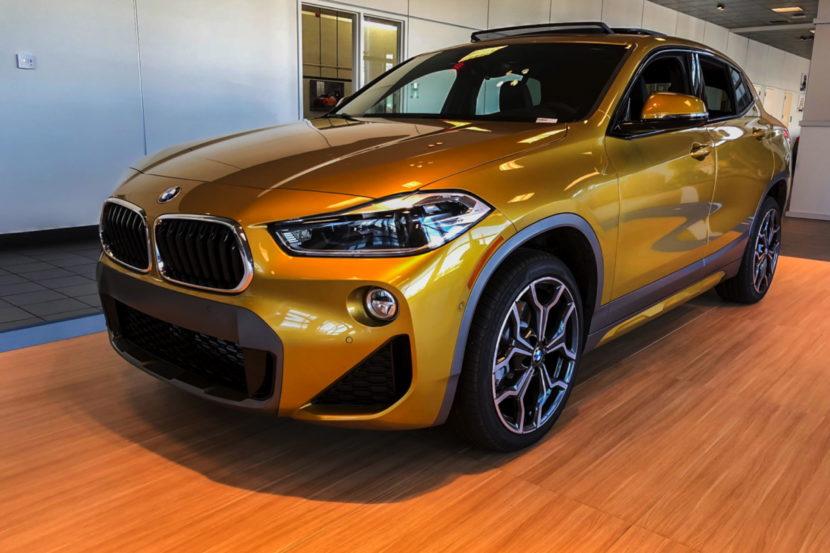 BMW X2 Prestige BMW 12 830x553