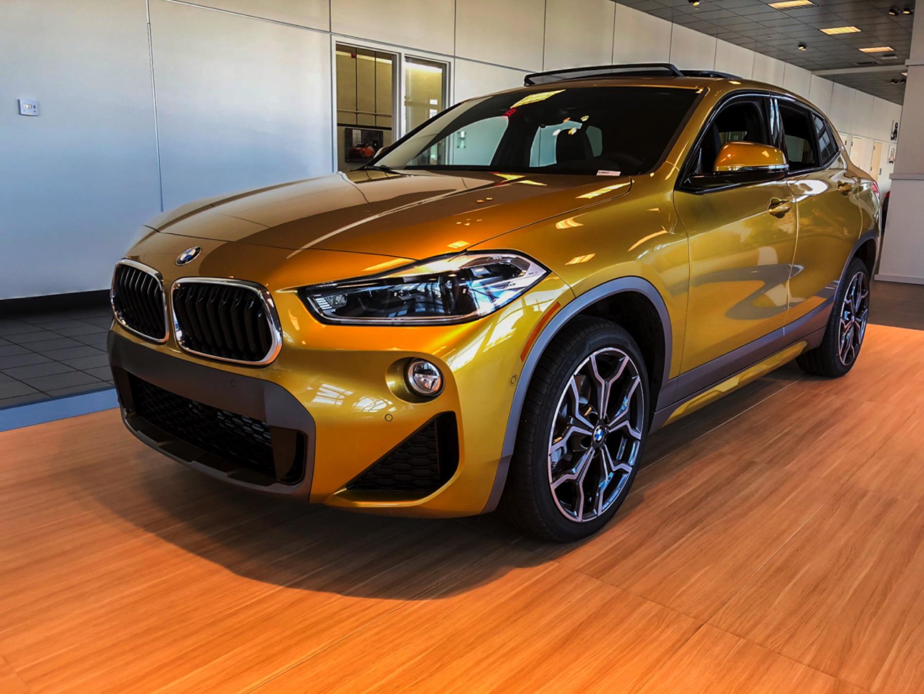 BMW X2 Prestige BMW 12