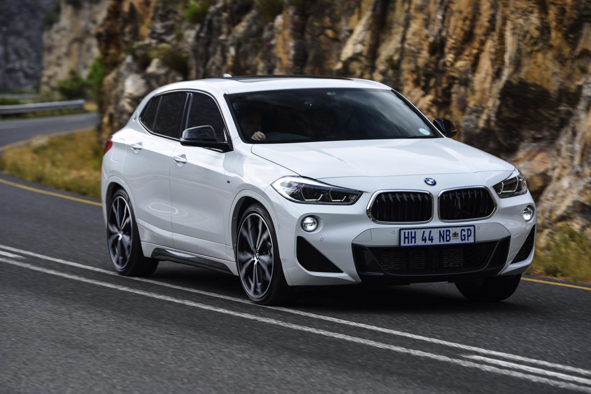 BMW X2 South Africa 25