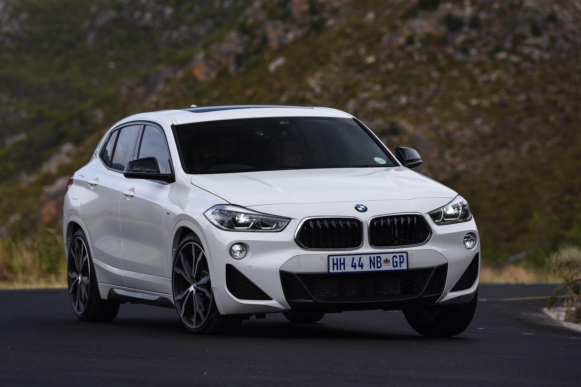 BMW X2 South Africa 38