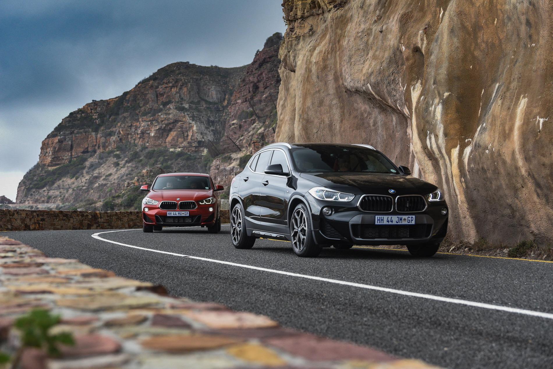 BMW X2 South Africa 54