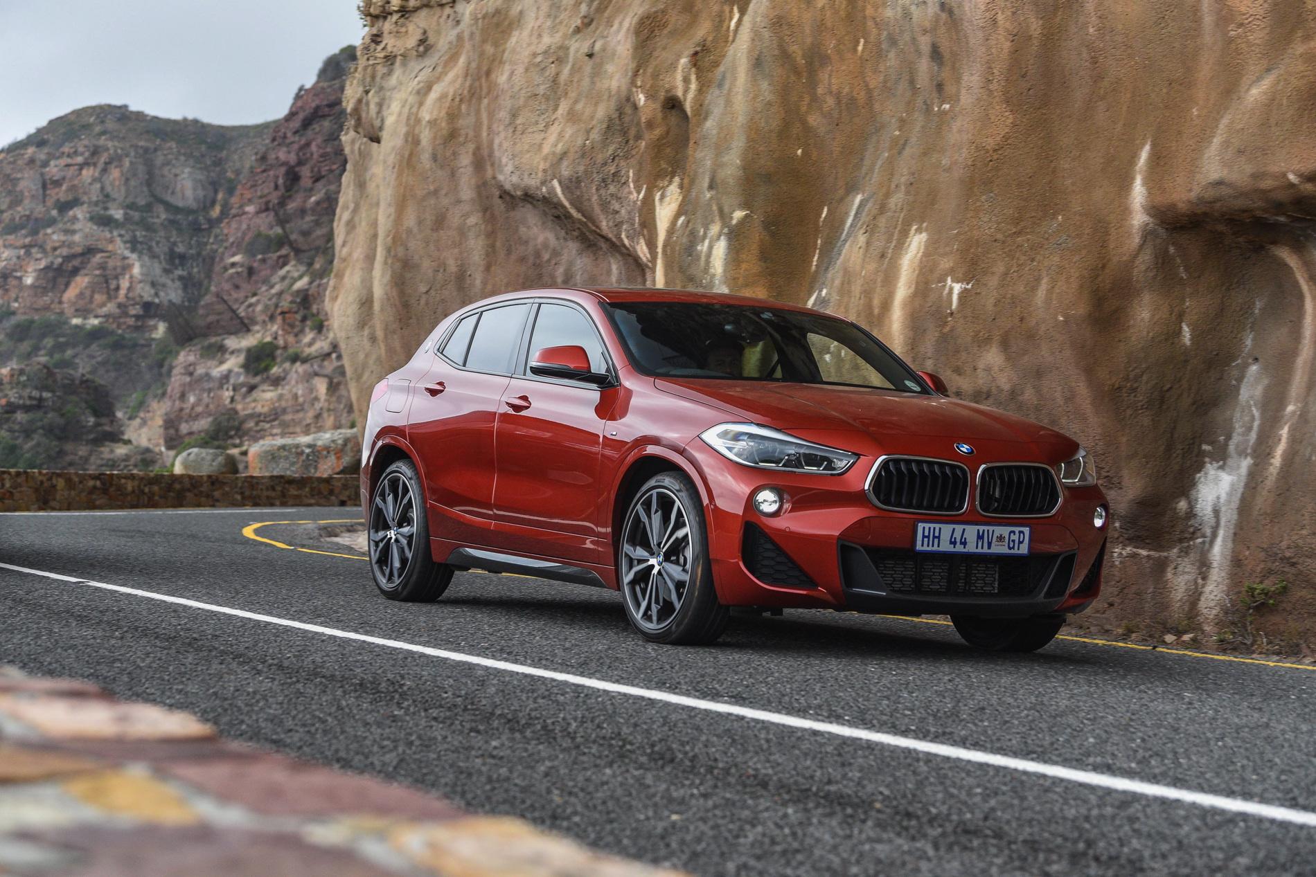 BMW X2 South Africa 55