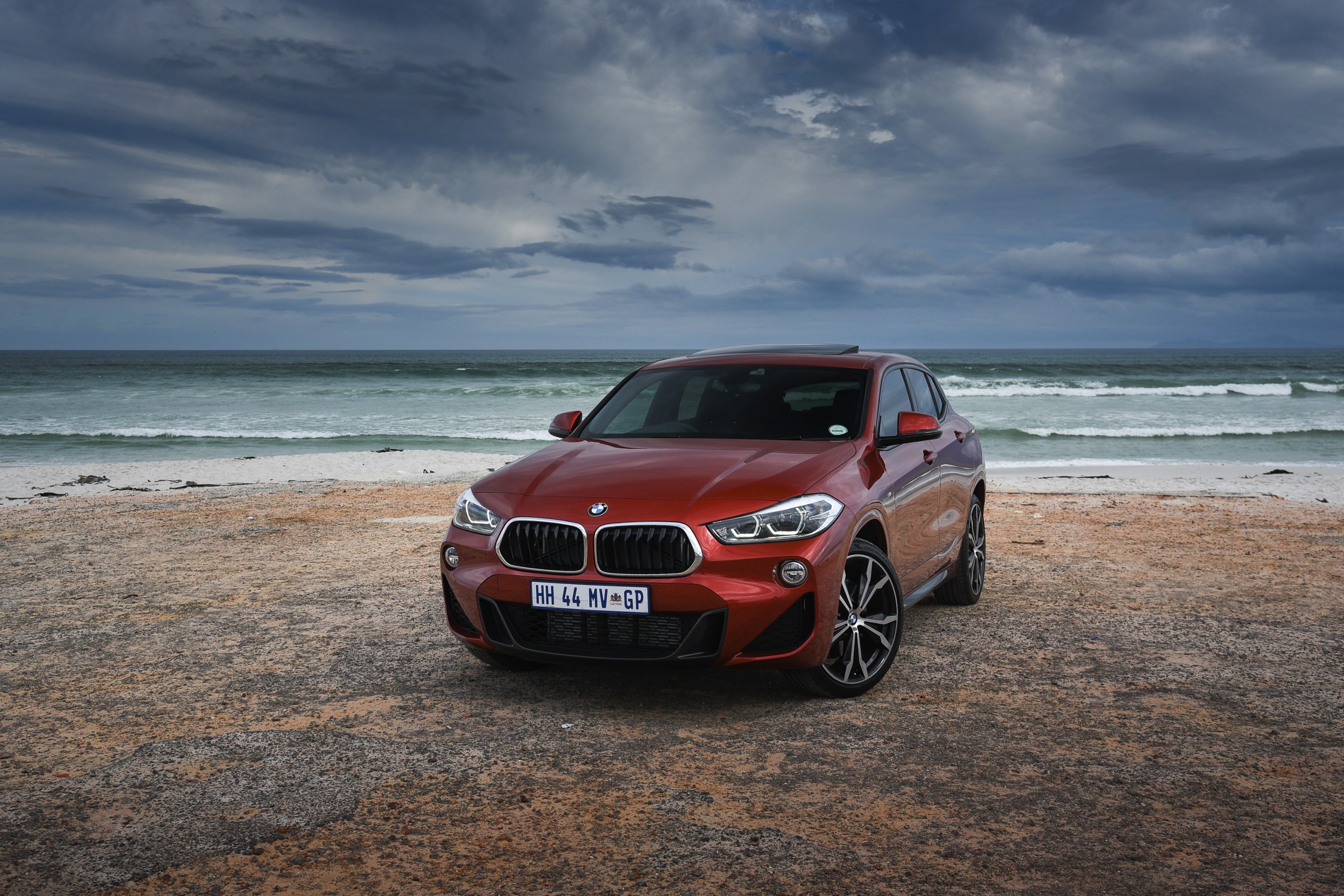 BMW X2 South Africa 59