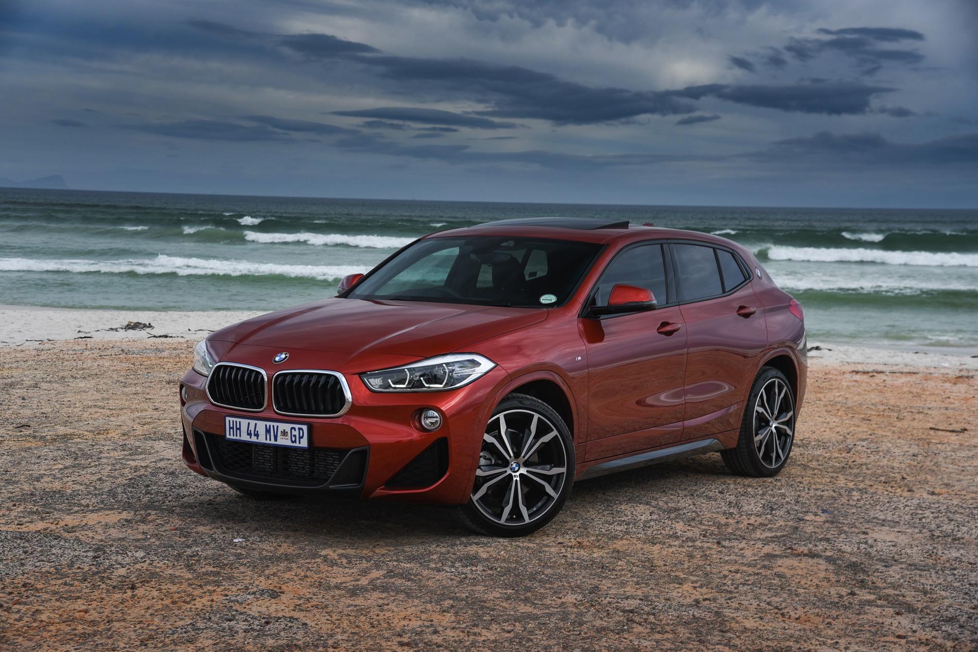 BMW X2 South Africa 61
