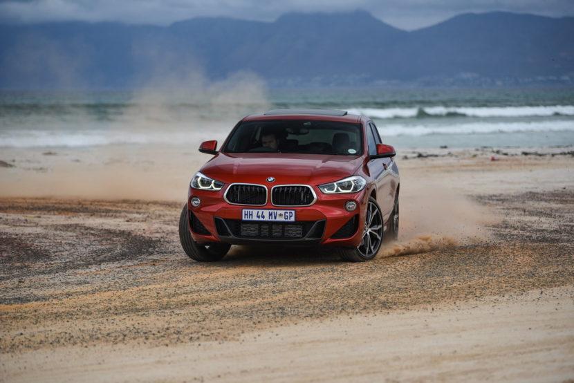 BMW X2 South Africa 68 830x554