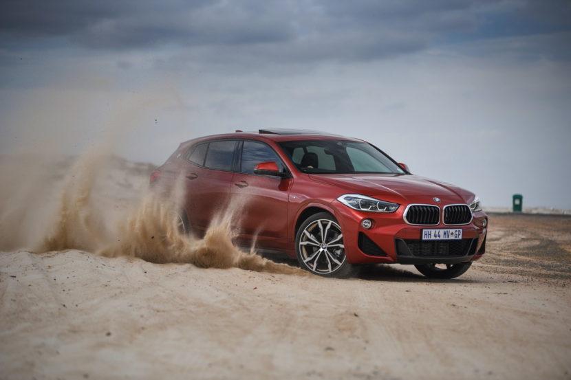 BMW X2 South Africa 69 830x553