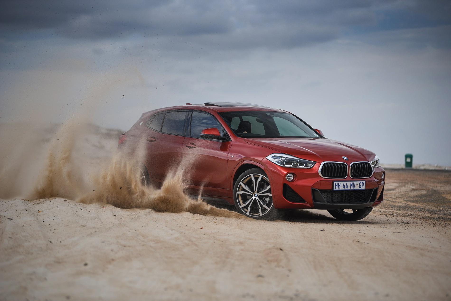 BMW X2 South Africa 69