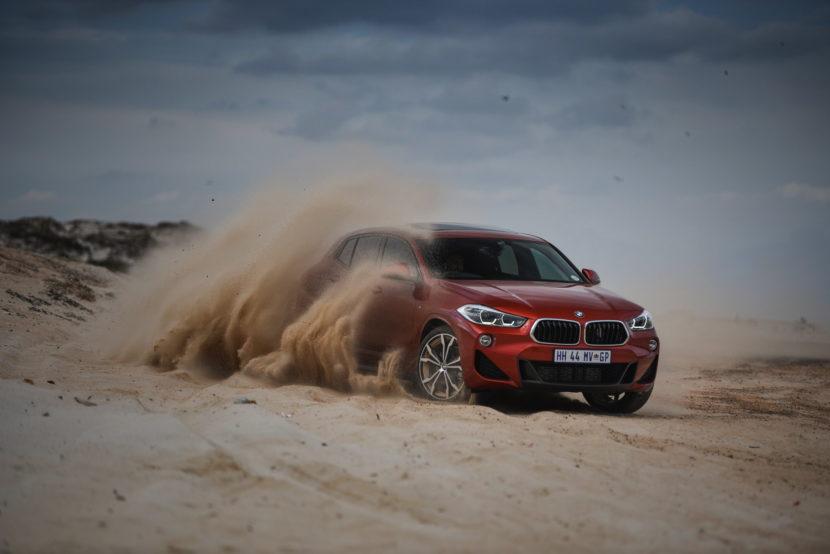 BMW X2 South Africa 73 830x554