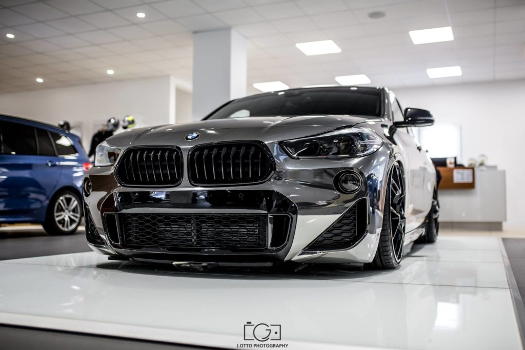 Bmw X2 Tuned By Maxklusiv