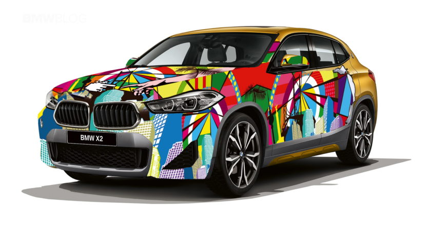 BMW X2 design Russia 29 830x439