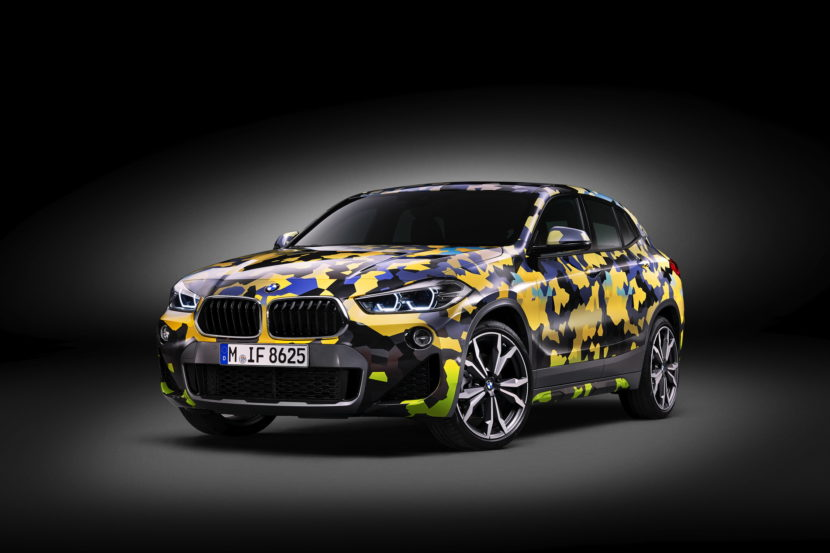 BMW X2 original accessories 01 830x553