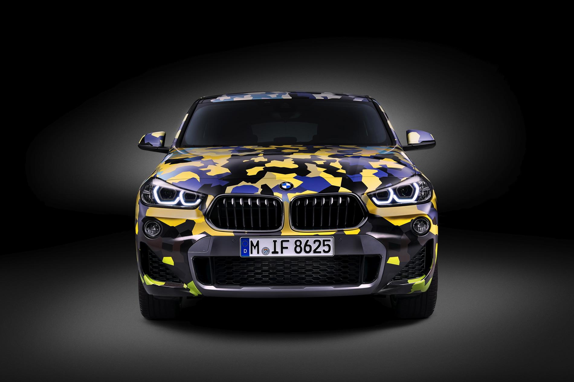 BMW X2 original accessories 08