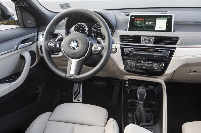 BMW X2 xDrive28i Thermal Club0046 830x553