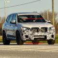 BMW X3M Spy Photos 120x120