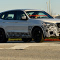 BMW X3M Spy Photos 7 120x120