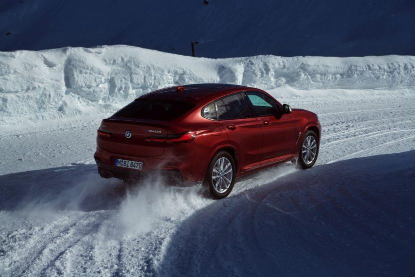BMW X4 M40d 9 830x553