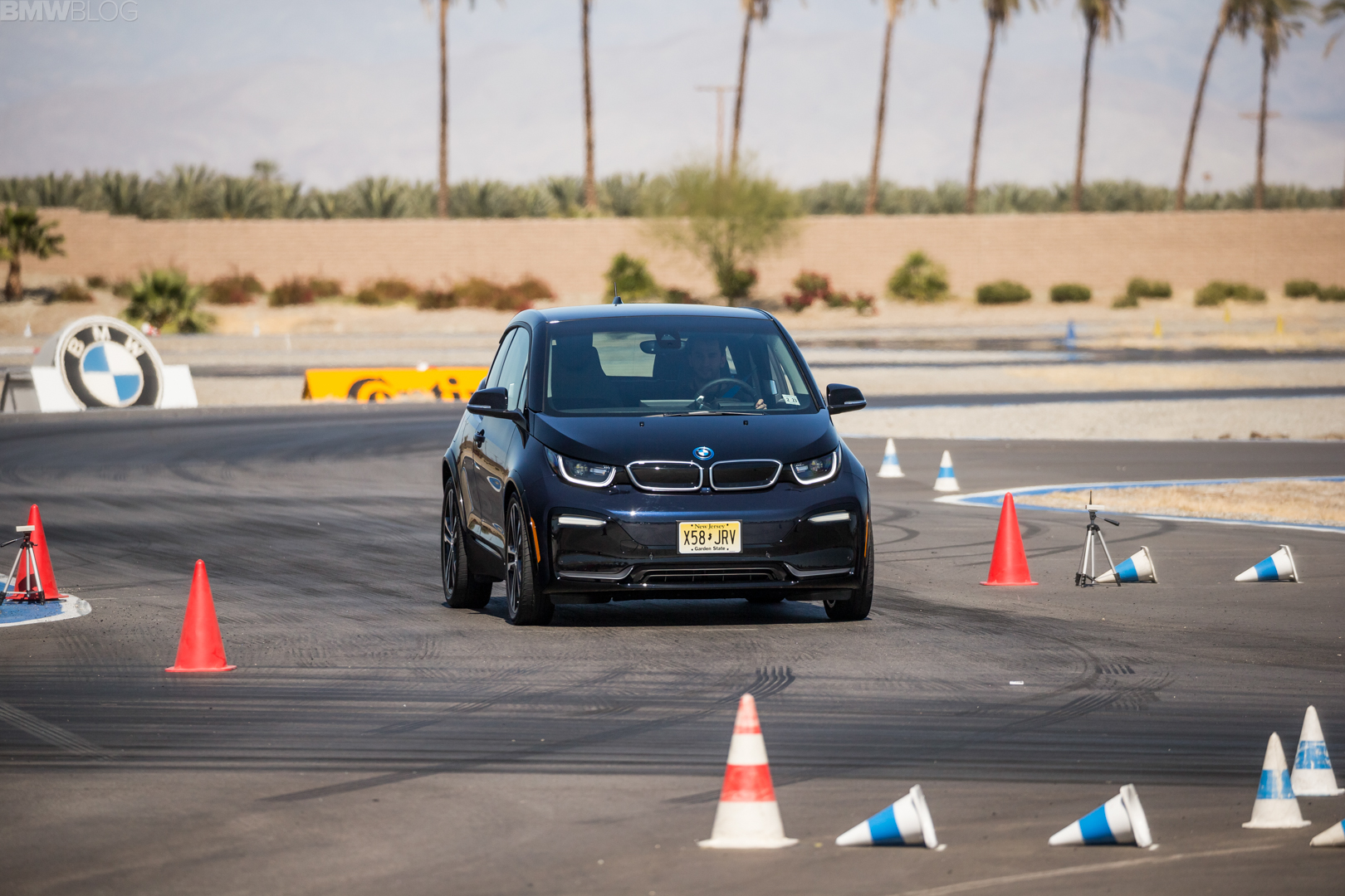 BMW i3s Autocross 4762