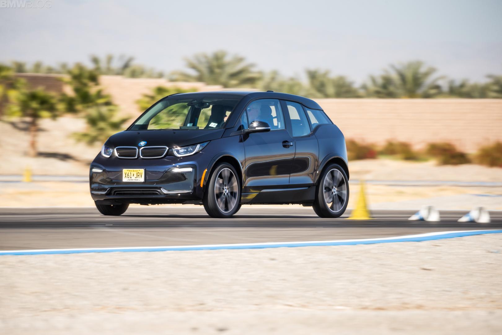BMW i3s Autocross 5133