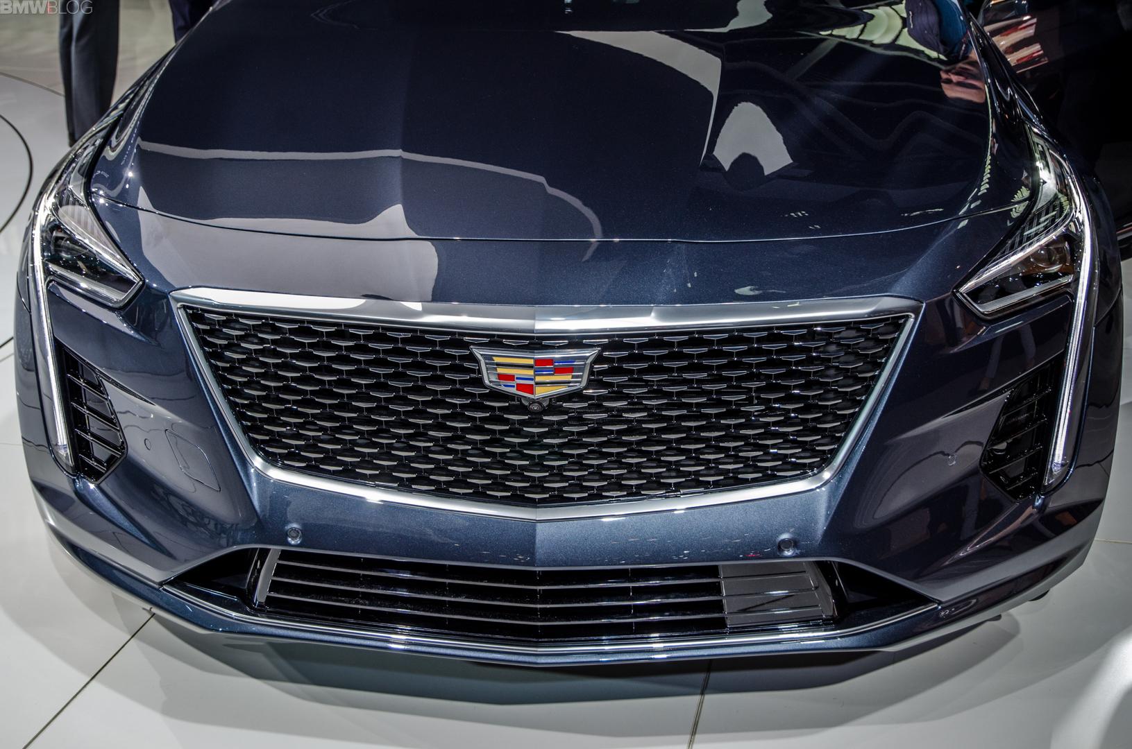 2018 Nyias Cadillac Ct6 V Sport The Debut Of Cadillac