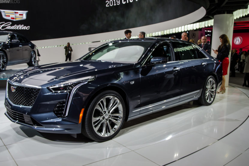 2018 Nyias Cadillac Ct6 V Sport The Debut Of Cadillac S New Engine