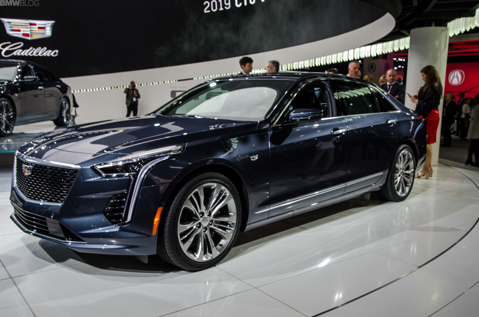2018 Nyias Cadillac Ct6 V Sport The Debut Of Cadillac