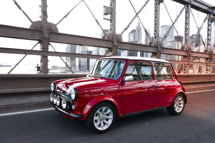 Classic MINI Electric 10 830x553