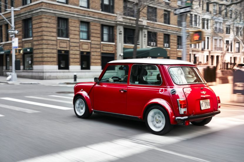 Classic MINI Electric 13 830x553