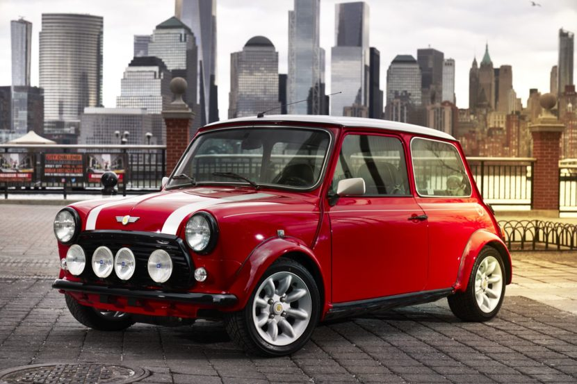 Classic MINI Electric 2 830x553