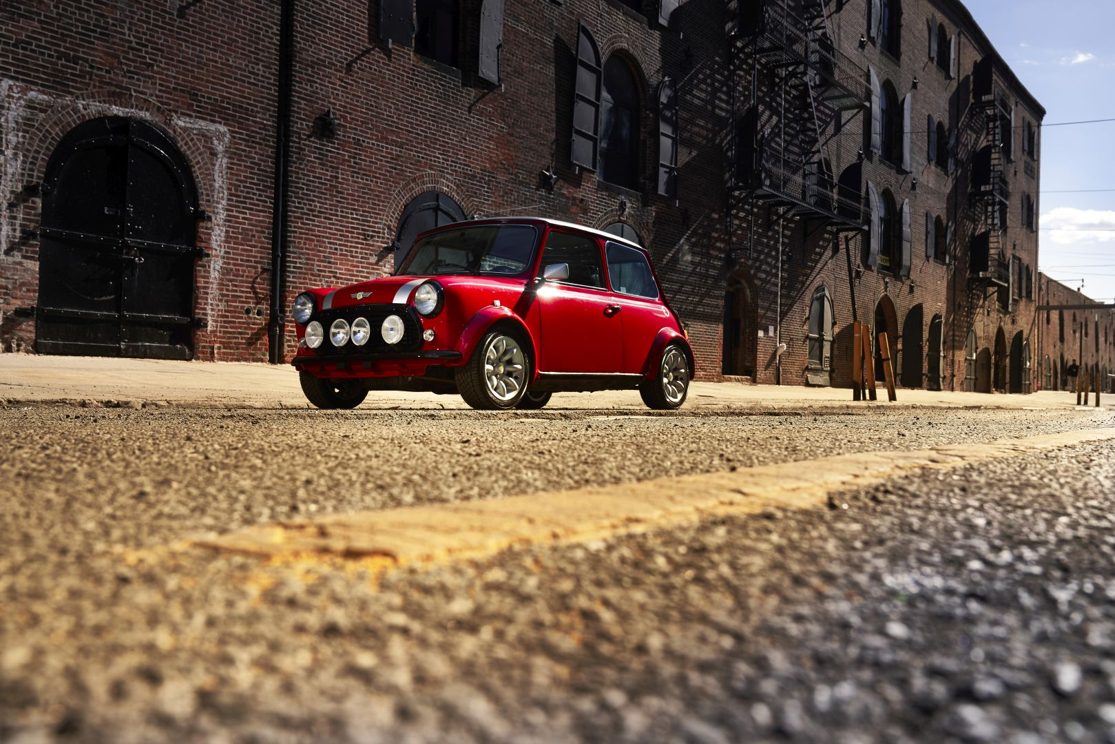 Classic MINI Electric 20