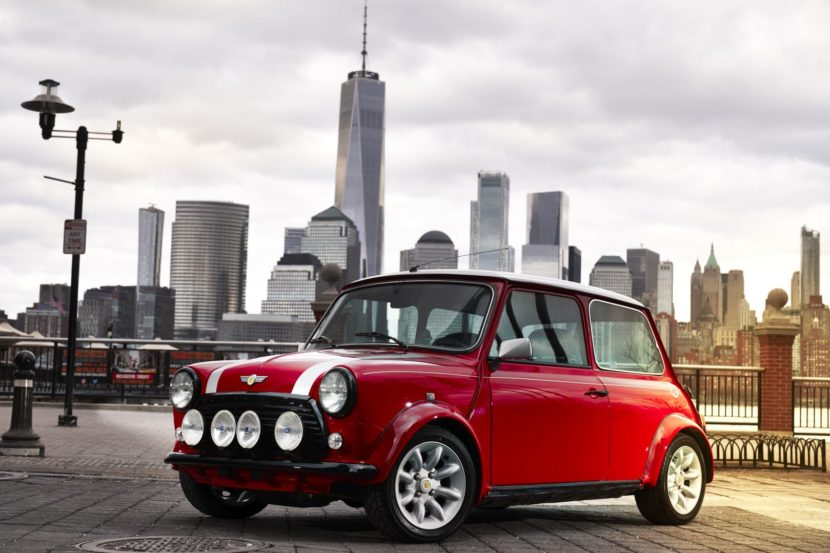 Classic MINI Electric 3 830x553