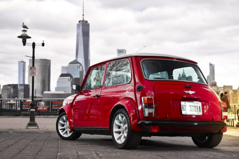 Classic MINI Electric 8 830x554