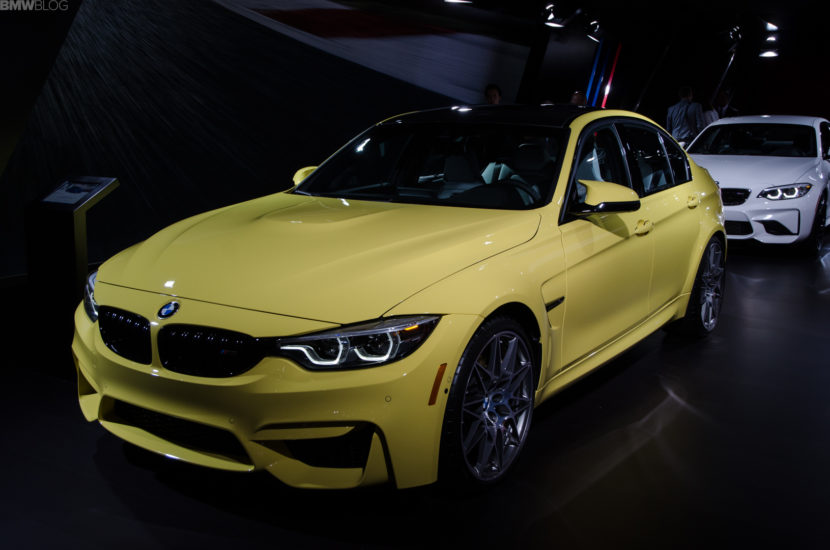 Dakar Yellow BMW M3 9 830x550