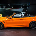 Fire Orange BMW M4 Convertible 120x120
