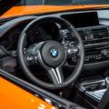 Fire Orange BMW M4 Convertible 2 120x120