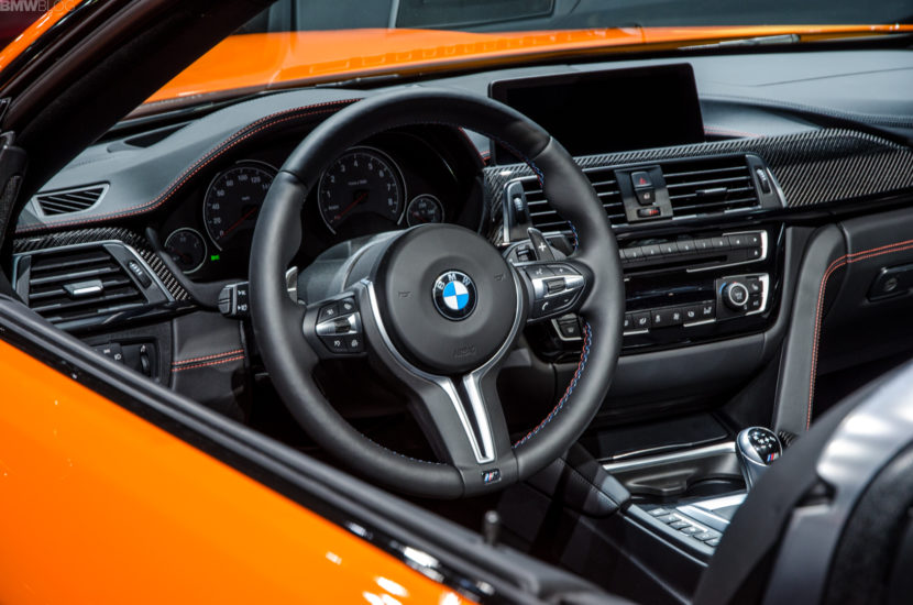 Fire Orange BMW M4 Convertible 2 830x550