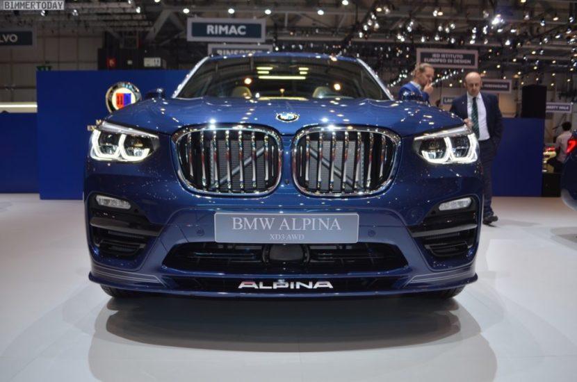 Genf 2018 Alpina XD3 BMW X3 G01 Live 03 1024x678 830x550