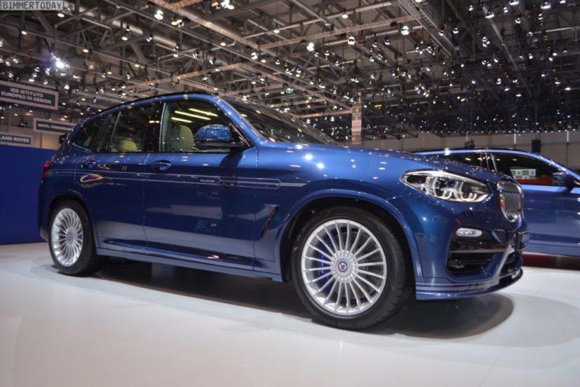 Genf 2018 Alpina XD3 BMW X3 G01 Live 13 1024x678 830x553