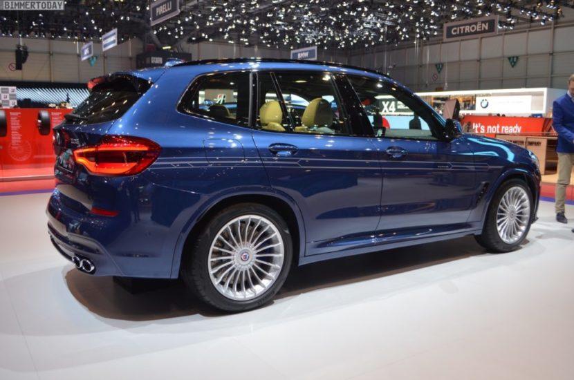 Genf 2018 Alpina XD3 BMW X3 G01 Live 14 1024x678 830x550