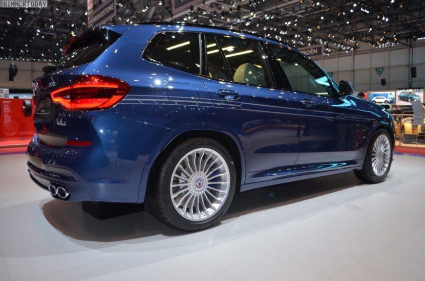 Genf 2018 Alpina XD3 BMW X3 G01 Live 17 1024x678 830x550
