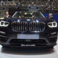 Genf 2018 Alpina XD4 BMW X4 G02 Live 03 120x120
