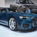 Genf 2018 Audi A6 50 TDI quattro s Line Live 01 120x120
