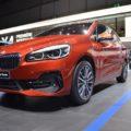 Genf 2018 BMW 2er Active Tourer F45 LCI Facelift 225xe Live 01 120x120